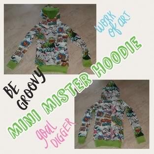 Mini Mister Hoodie