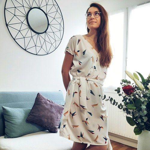Makerist - Robe Esmee - Créations de couture - 1