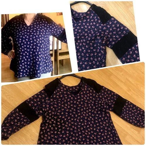 Makerist - La blouse Châtaigne  - Créations de couture - 2