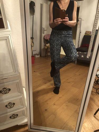 Makerist - Jeans, massgeschneidert - Nähprojekte - 1