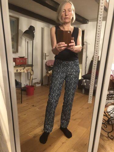 Makerist - Jeans, massgeschneidert - Nähprojekte - 2