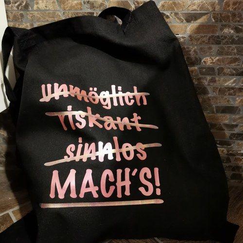 Makerist - Tasche mit Plottdatei von B. Style verschönert  - Textilgestaltung - 1
