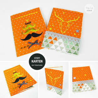 Makerist - Weihnachtskarte inkl. Plotterfreebie - 1