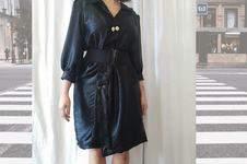 Makerist - Robe natal noire irisée - 1