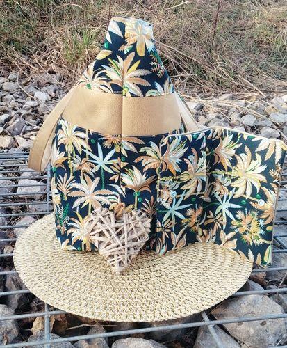 Makerist - Sac Panama, tissus et simili, pour l anniversaire de ma sœur aînée 🥰 - Créations de couture - 2