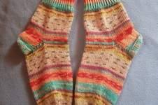Makerist - Socken Gr. 38 - 1