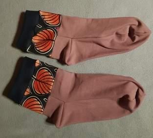 Socken Gr. 38 passend zum Shirt