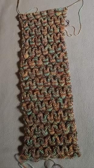 Makerist - Schal für mich  - 1