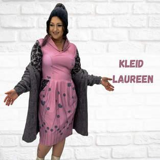 Makerist - Jerseykleid Laureen Gr. 34-46 mit Tulpenrock aus Jersey für Damen - 1