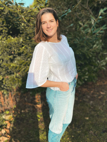 Makerist - Blouse Laura - Atelier des Premières  - Créations de couture - 3
