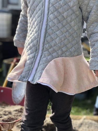 Makerist - Visby für meine Tochter  - Nähprojekte - 1
