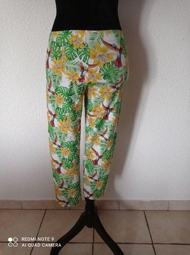 Makerist - Leggings 3/4 - Créations de couture - 1