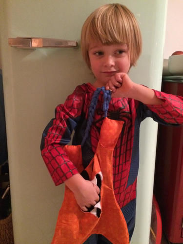 Makerist - Halloween sweets bag - Nähprojekte - 2