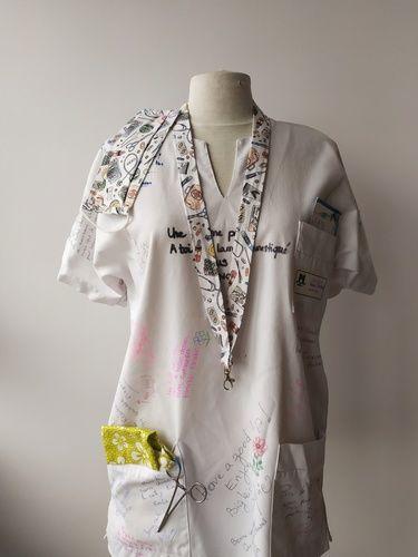 Makerist -  L'indispensable d'un soignant - Créations de couture - 2
