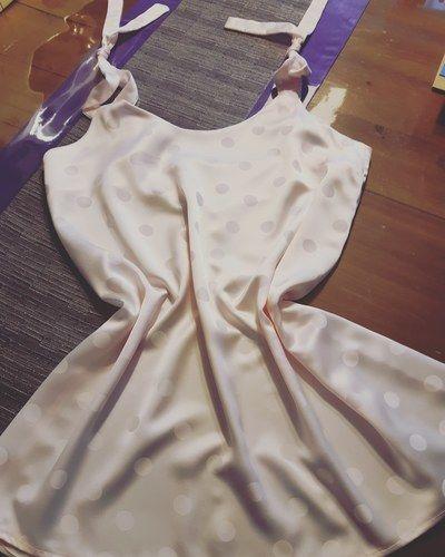 Makerist - Caraco songe allongé en nuisette - Créations de couture - 1