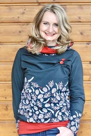 Makerist - Hoodie Elise von Schnittrebell  - 1