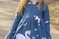 Makerist - Girls Partydress von Jessy Sewing  - 1