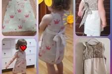 Makerist - Baronessa von Funkelrosa aus Webware für meine kleine Prinzessin  - 1