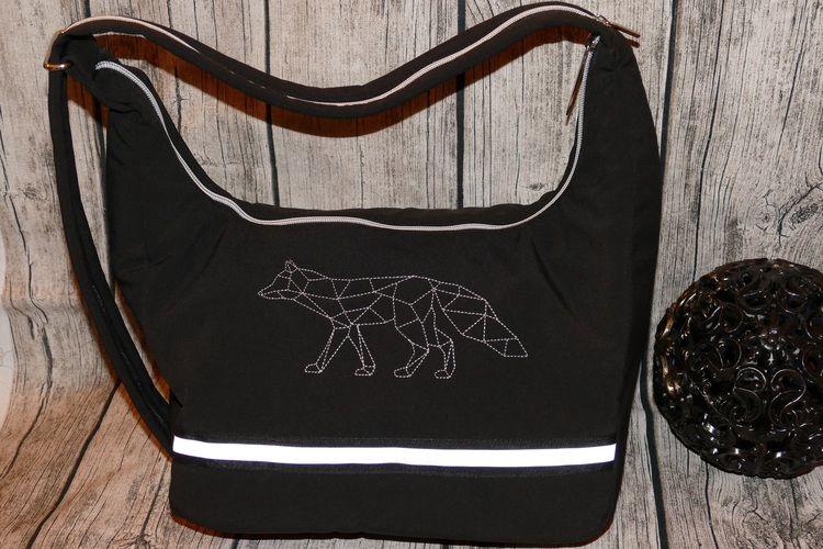 Makerist - Die ideale Tasche, oder doch vielleicht ein Rucksack? - Nähprojekte - 2