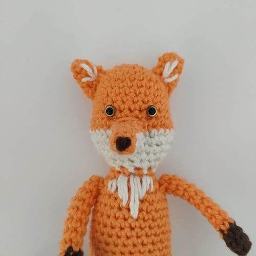 "Makerist - Amigurumi renard ""pocket friend"" - Créations de crochet - 2"