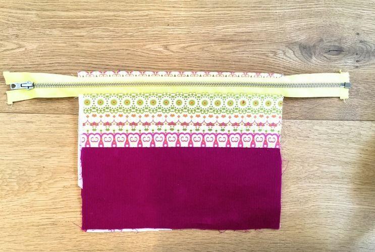 Makerist - Applizieren von Stoffschnipseln und Nähmalen - Nähprojekte - 2