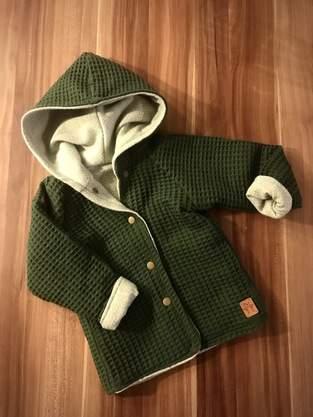 Makerist - Baby Wendejacke Segir  - 1