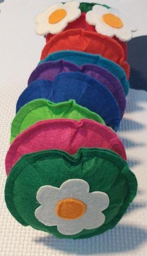 Makerist - Klettraupe - DIY für Kinder - 2