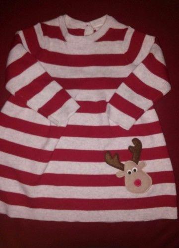 Makerist - Kleidchen weihnachtlich aufgepimpt - Nähprojekte - 1