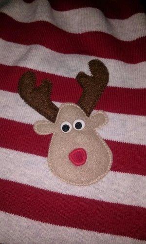 Makerist - Kleidchen weihnachtlich aufgepimpt - Nähprojekte - 2