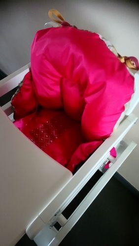 Makerist - Réalisation coussin chaise haute - #makeristalamaison - 1