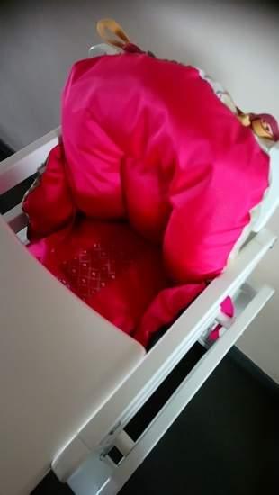 Makerist - Réalisation coussin chaise haute - 1