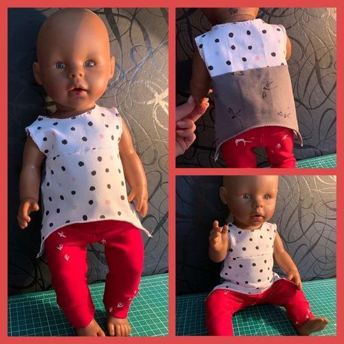 Makerist - Dress up the doll - Nähprojekte - 1