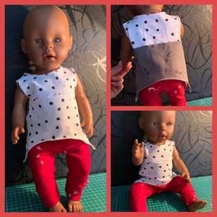 Makerist - Dress up the doll - 1
