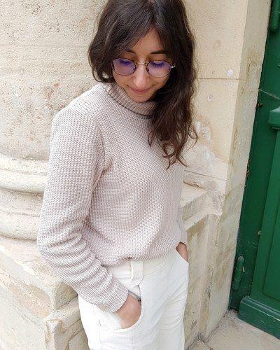 Makerist - Le pull Socks en maille tricot - Créations de couture - 1