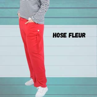 Makerist - Hose Fleur aus Webstoffen für Damen - 1