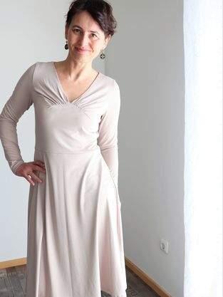 Kleid Yelda von Schnittmusterlounge
