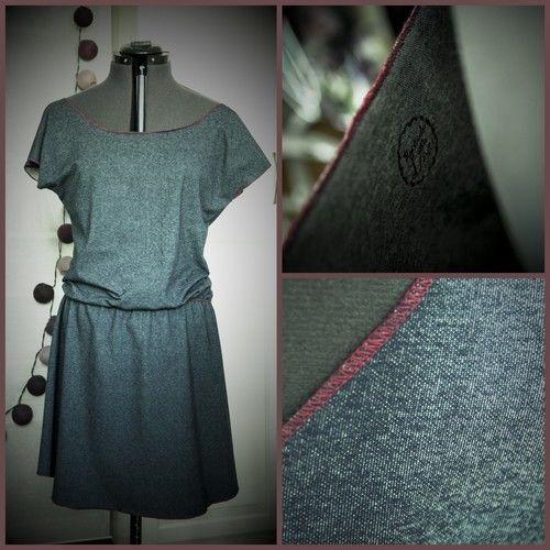 Makerist - Jerseykleidchen - Nähprojekte - 1