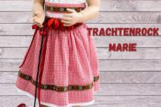 Makerist - Trachtenrock Marie aus Webstoff für Kinder - 1