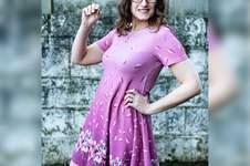 Makerist - Schnellgenähtes Allrounder-Kleidchen  - 1