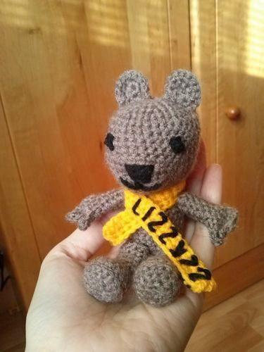 Makerist - Teddybär als Geschenk für eine liebe Freundin ABO - Häkelprojekte - 1