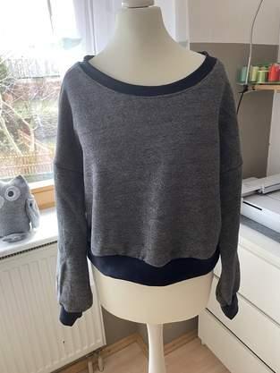 Makerist - Croppedsweater - 1