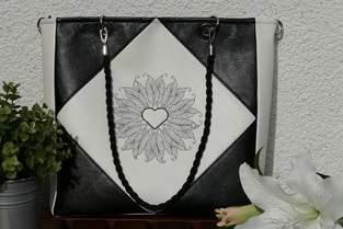 Eine Tasche, die der Kreativität keine Grenzen lässt - Die Square Bag