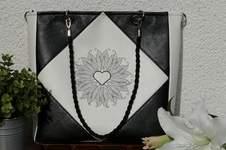 Makerist - Eine Tasche, die der Kreativität keine Grenzen lässt - Die Square Bag - 1