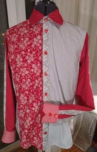 Makerist - Herrenhemd  Schnittmuster Vogue - 1