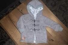 Makerist - Lybstes Jacke aus Walk und Jersey mit Knebelknöpfe  - 1