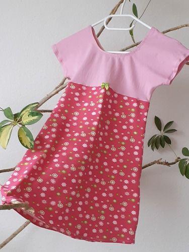 Makerist - Clairinchen Shirtkleid - Nähprojekte - 1