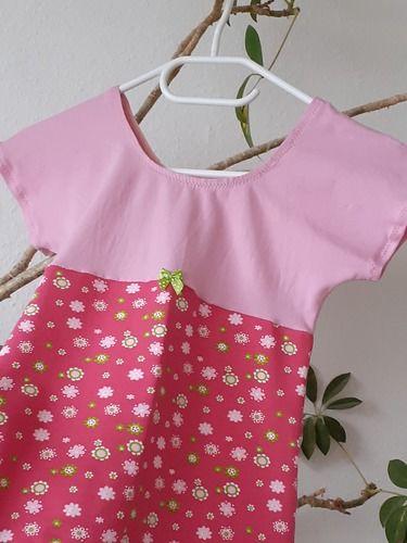 Makerist - Clairinchen Shirtkleid - Nähprojekte - 2