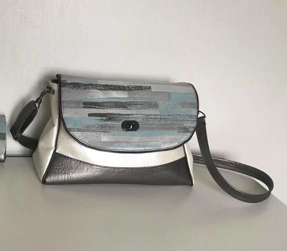 Makerist - Sac besace Palerme - Créations de couture - 1