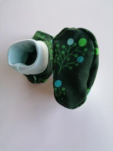 Makerist - Chaussons bébé Krono - Créations de couture - 2