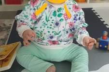 Makerist - Dainty Sweater mit Ärmelrüschen - 1